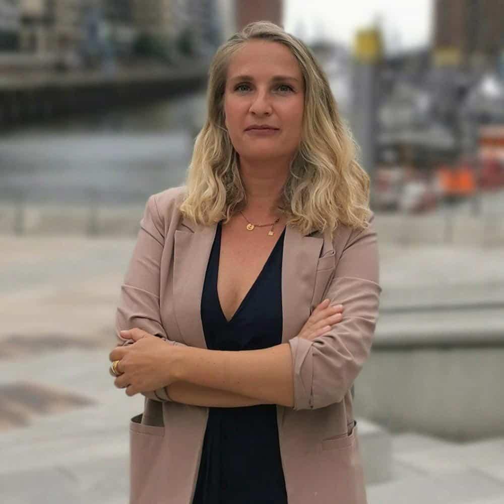 Martha Kneller - Senior Marketing Manager - TradersClub24